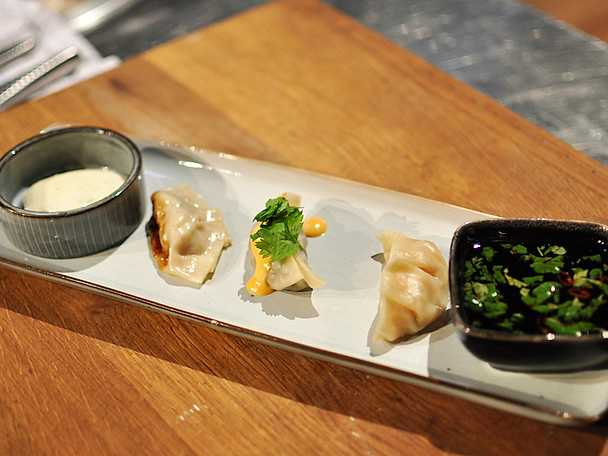 Victors dumplings