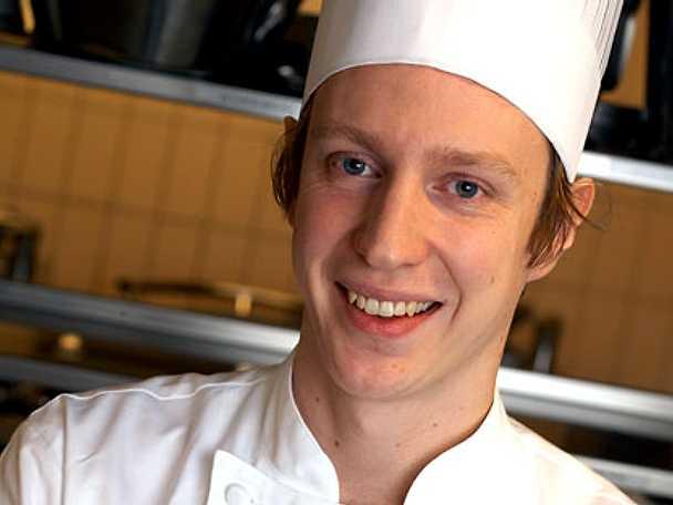 Viktor Westerlind är Årets kock