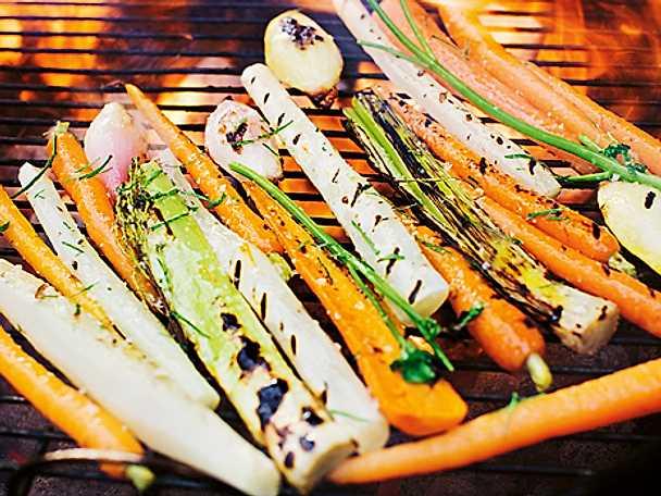 Vitvinssyrade svenska grönsaker