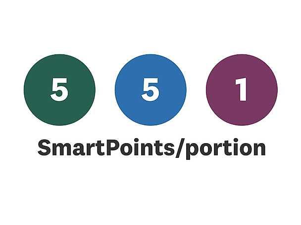 ww lätt potatissallad points
