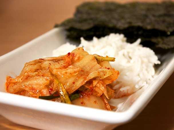 Yin Ki Ans Kimchi