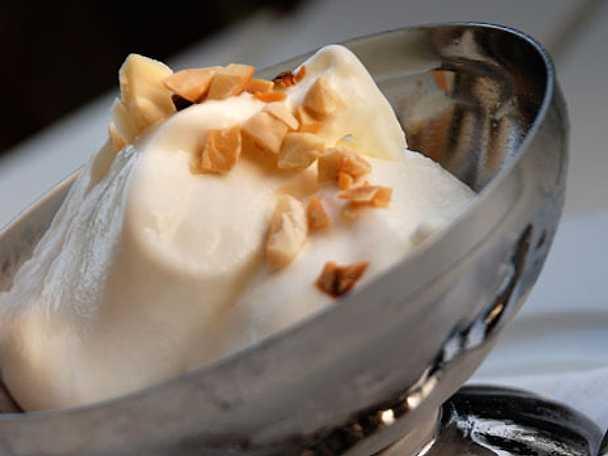 Yoghurtsorbet