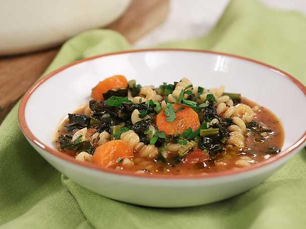 Zeinas minestronesoppa