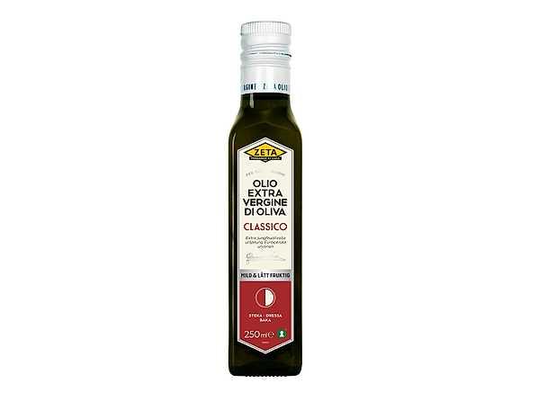 Zeta Extra jungfruolivolja Classico produkt NY