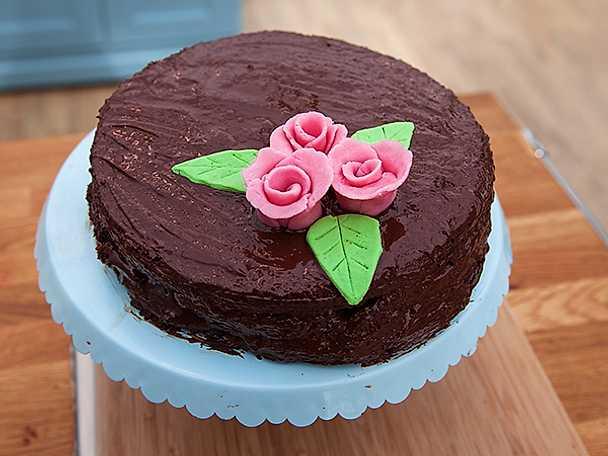 Zillahs chokladtårta
