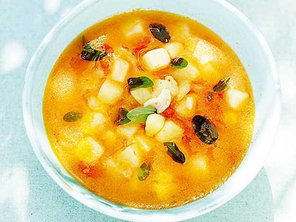 Zuppa di patate - potatissoppa