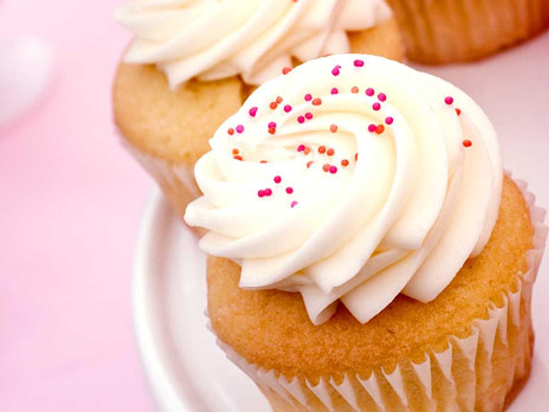 muffins glasyr recept