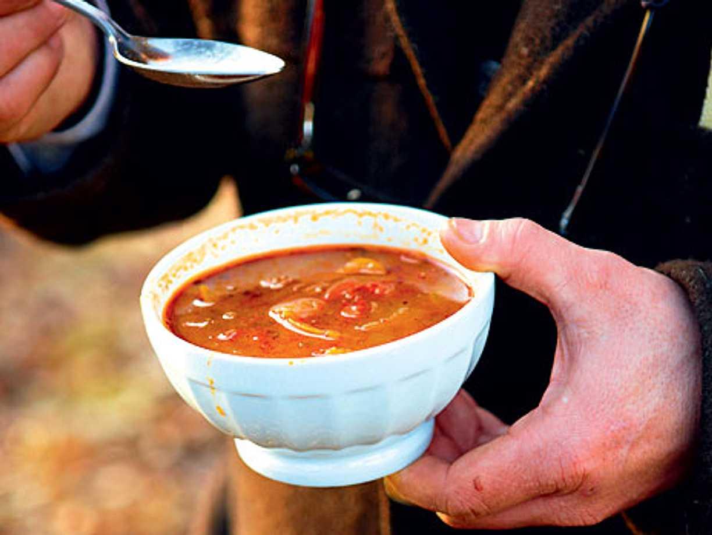gulaschsoppa recept morberg