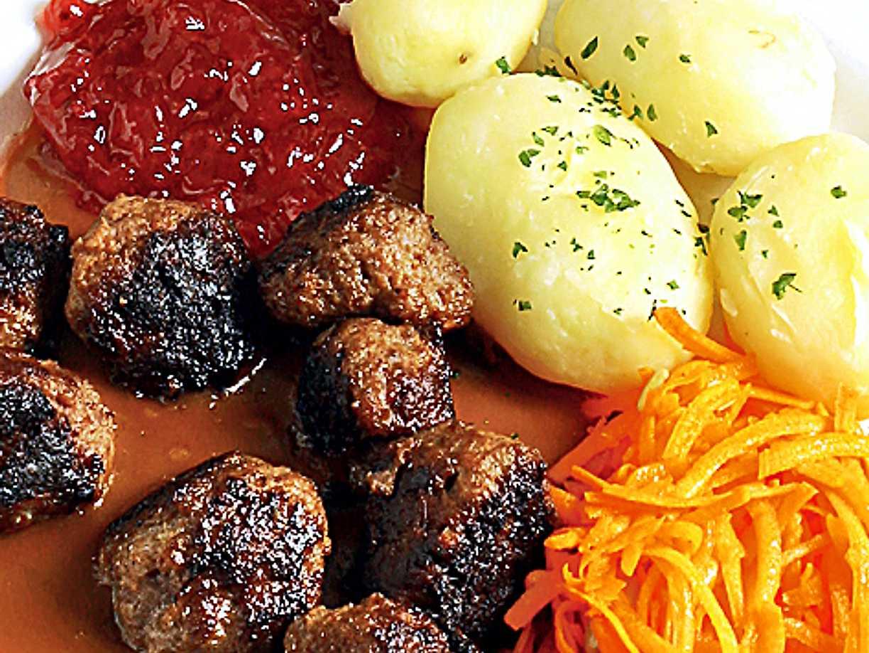 hemlagade köttbullar recept