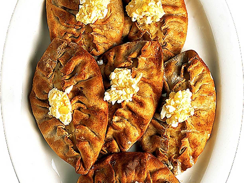 karelska piroger recept