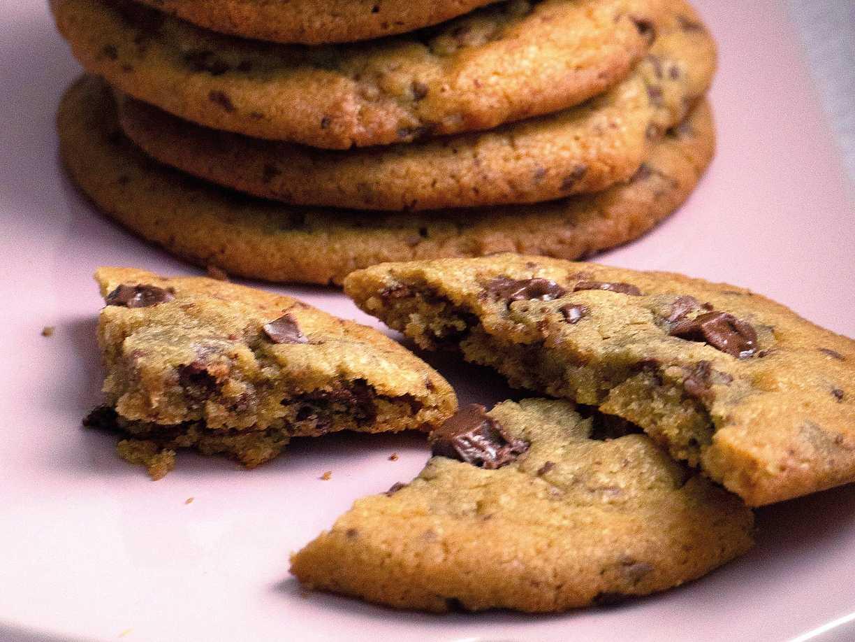 amerikanska cookies recept