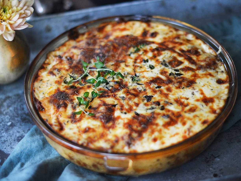 grekisk buffe recept