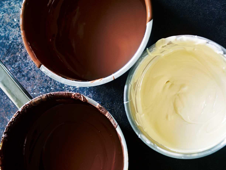 doppa i choklad