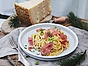 Carbonara med proscuitto