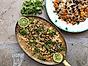 Currygryta med vitkål, chili och kokos
