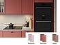 Epoq sätt färg på Köket - rött