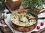 Grana Padano Krämig Italiensk kycklinggryta