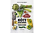 Köttälskarens nästa vegetariska kokbok - omslag