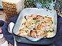 Krämig kycklinggryta med grana padano