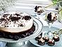 Oreo cheesecake med duce de leche