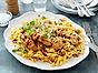 Pasta fiocchi med kyckling – Jägarens kyckling