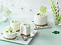 Philadelphia 16 Cheesecake med mint och vit choklad