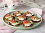 Planti Rårakor med tångkaviar och gurt