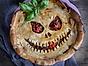Scan halloween köttfärspaj