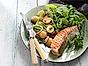 ViktVäktarna Grillad lax med fransk potatissallad
