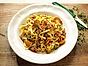 Viktväktarna Pasta med kantarell- och baconsås
