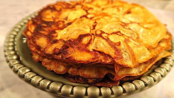 glutenfria pannkakor recept