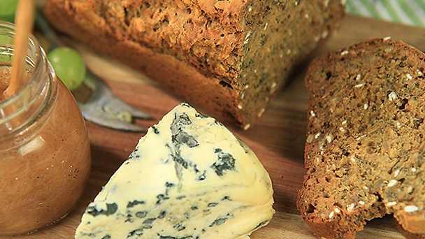 bröd med chiafrön recept